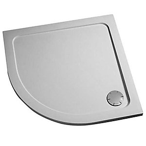 Mira Flight Low Profile Quadrant Shower Tray 1000 mm