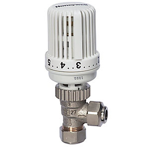 Honeywell Home Angled TRV 10mm VT15BG