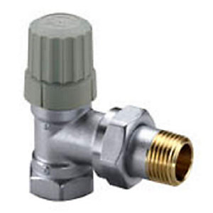 RA-FN15 1/2in Vertical Angled Valve