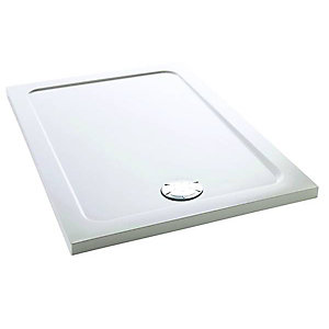 Mira Flight Safe Low Profile Rectangle Shower Tray 1400 x 900 mm