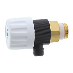 Eph Controls Emtrv Thermostatic Radiator Valve & Lockshield Pack