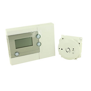 Salus RT500BC Programmable Room Stat + Boiler Control
