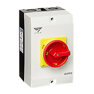Stag IS4P63 63A 4POLE Rotary Switch