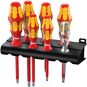 Wera 7 Piece Screwdriver Set