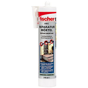 Fischer DEC Express Premium Grey Cement 310ml