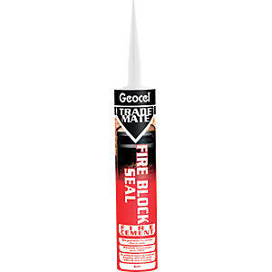 Geocel Trade Mate Fire Block Seal - 310ml