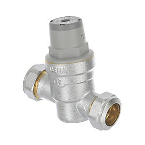 Altecnic 533 22 mm Pressure Reducing Valve No Gauge 533651H