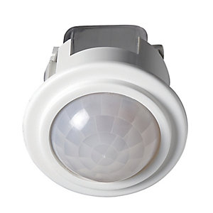 Robus RR360-01 IP20 360 Degree Recessed Motion Detector