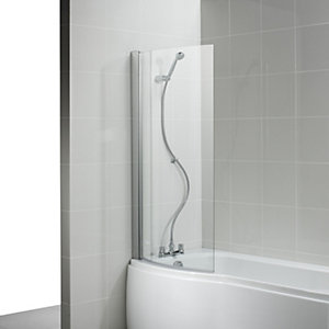 Ideal Standard Alto Shower Bath 170x80cm Left Hand Combination