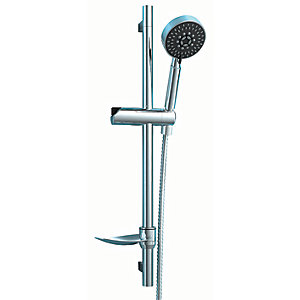 Chrome Three Mode Shower Kit