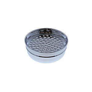 Aqualisa 093403 Aquatique Fixed Shower Head Chrome