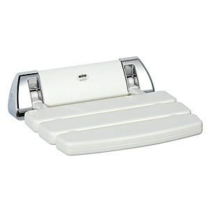 Mira Shower Enclosure Seat Hinged White