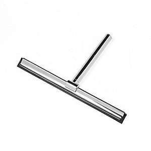 Chrome Metal Wiper with Metal Handle