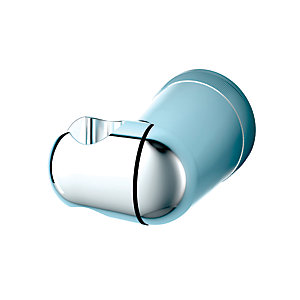 iflo Adjustable Chrome Wall Bracket