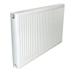 Stelrad Softline Compact K1 Radiator - 600 x 1000 mm