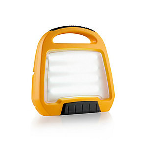 Defender E709192 12.5W Rechargeable LED Floor Light