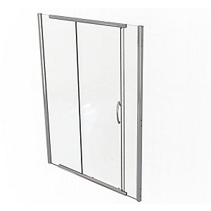 Kudos Infinite Sliding Door Shower Enclosure 1200 mm 4SDS120S