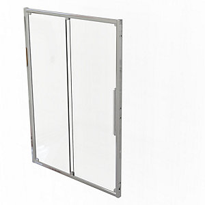 Kudos Original Sliding Door Shower Enclosure 1400 mm 3SD140S