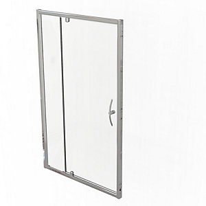 Kudos Original Wide Pivot Door Shower Enclosure 1100 mm 3PW110S