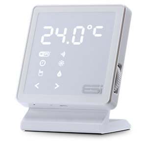ESi Smart Programmable Room Thermostat - 5V Stand