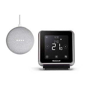Honeywell T6R Smart Thermostat & Free Google Mini