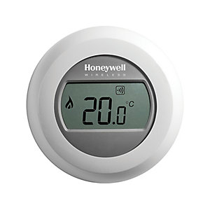 Honeywell Y87Rf2024 Single Zone Thermostat & Wireless Mobile Compatibility