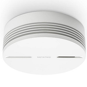 Netatmo Smart Smoke Alarm Nsa-uk