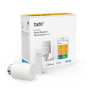 tado° Smart Radiator Thermostat Starter Kit V3+ (vertical mounting)