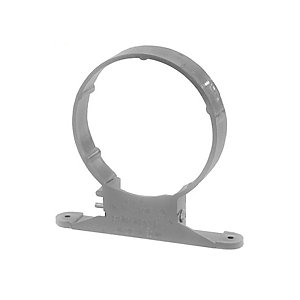 Polypipe Soil Pipe Clip Grey 110 mm SC64G