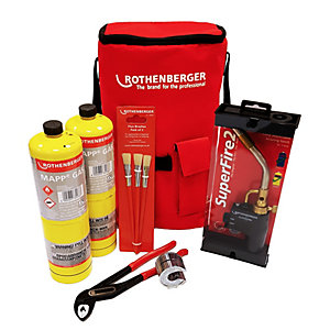 Rothenberger Essential Plumbing Set