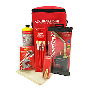 Rothenberger Plumbing Hot Bag Set