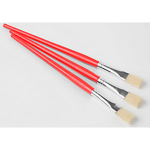 Rothenberger Soldering Brazing Flux Brushes Set of 3