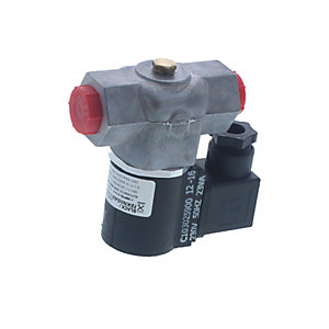 Blk 3/8 in      Bsp Class A Single Bodied Gas Valve 2831211-00