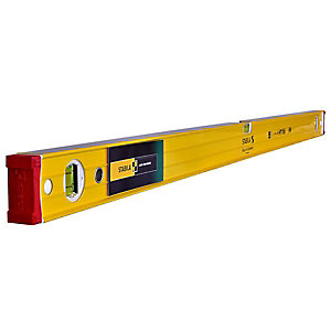 Stabila STB96-2-120 Three Vial 48in/1200mm Spirit Level Measure