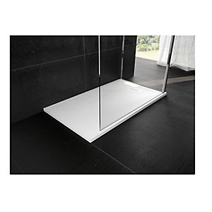Novellini Novosolid 800 x 800mm White Tray