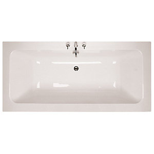 Ideal Standard White 170x80cm No Tap Hole Bath