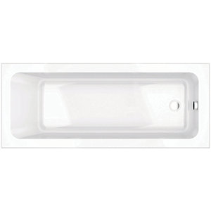 iflo Rodez Evo Bath 0 Tap Holes 1700 x 700mm