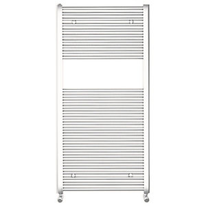 Stelrad Classic Towel Rail 760 X 600 Mm Chrome Straight - 147003