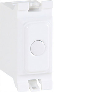 Hager Trailing Edge Grid Dimmer Switch - WMGSD1T