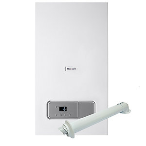 Glow-worm Energy 12S 12kW System Boiler with Horizontal Flue Pack 10015655