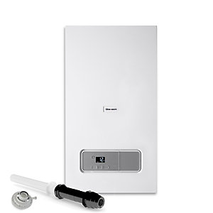 Glow-worm Energy 12S 12kW System Boiler with Vertical Flue Pack 10015655
