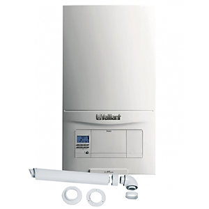 Vaillant ecoFIT pure 612 12kW System Boiler with Horizontal Flue Pack 10020395