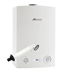 Worcester Greenstar 12i 12kW System Boiler with Horizontal Flue Pack 7733600010