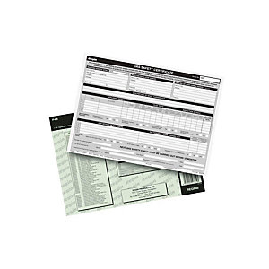 Regin Gas Safety Certificate Record Pad REGP46