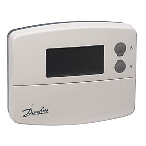 Danfoss TP4000 24 Hour Programmable Room Thermostat 087N791900