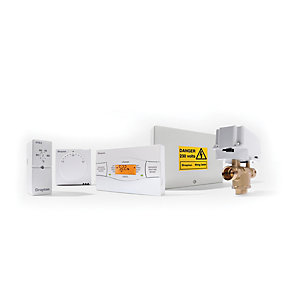 Drayton Biflo 88 Room Thermostat Pack PBBE88