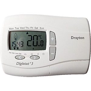 Drayton Digistat 7 Day Programmable Thermostat 22083