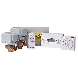 Drayton Twin Zone Heating Control Pack PBTE86