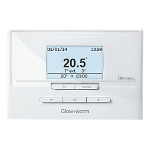 Glow-worm Climapro1 Contol Wired