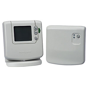 Honeywell DT92E Digital Wireless Eco Room Thermostat DT92E1000